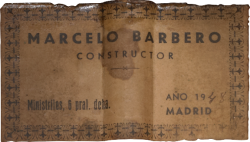 barbero-1948-label