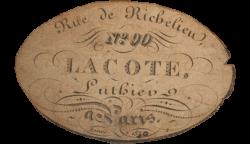 lacote-1830-label