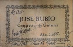 rubio-1965-label