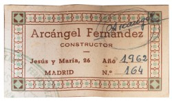 fernandez-1962-label